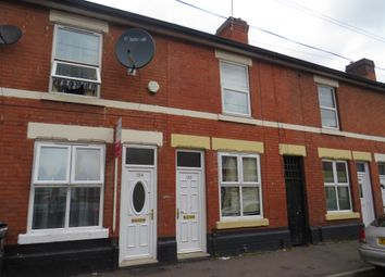 Thumbnail Terraced house for sale in Leacroft Road, Derby