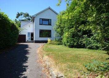 Thumbnail 5 bed detached house for sale in Higher Trehaverne, Truro