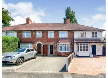 Thumbnail 3 bed terraced house for sale in Ipsley Grove, Birmingham
