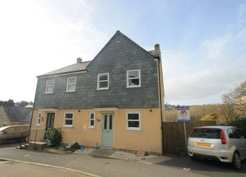 Thumbnail 4 bedroom semi-detached house for sale in Dartmoor View, Pillmere, Saltash
