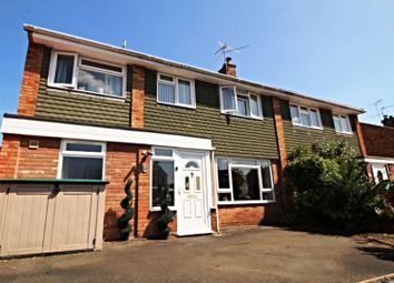 Thumbnail 4 bed semi-detached house for sale in Erica Close, Kidderminster