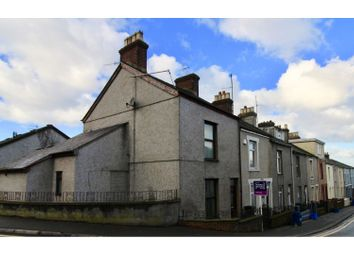 Thumbnail 4 bed end terrace house for sale in Tithebarn Street, Caernarfon