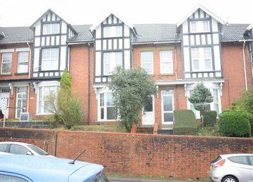 Thumbnail 4 bed terraced house for sale in Vivian Road, Sketty, Swansea