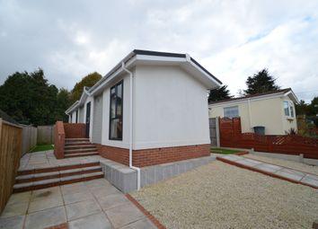 Thumbnail 2 bed mobile/park home for sale in Rydon Park, Rydon Lane, Exeter