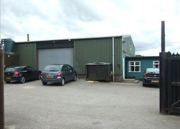 Thumbnail Light industrial for sale in Bush Lane, Freckleton, Preston
