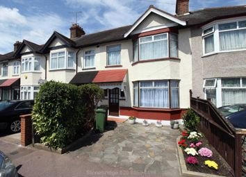 Thumbnail 3 bed terraced house for sale in Mill Lane, Chadwell Heath, Romford