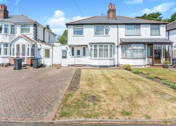 Thumbnail 3 bed semi-detached house for sale in Norton View, Kings Heath, Birmingham