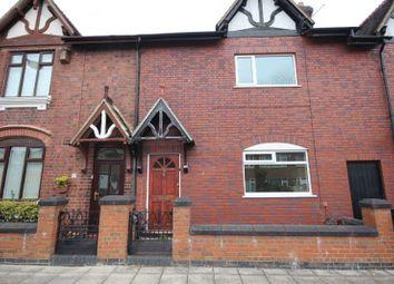 Thumbnail 2 bedroom terraced house to rent in Seymour Street, Hanley, Stoke-On-Trent
