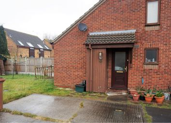 Thumbnail 1 bed semi-detached house for sale in Vermeer Ride, Chelmsford