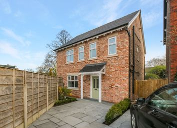 Thumbnail 3 bed detached house for sale in Princess Road, Wilmslow