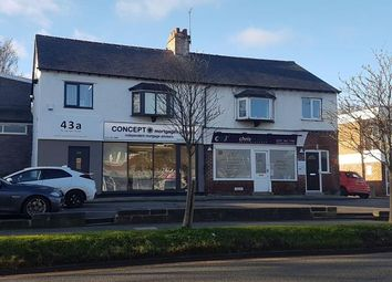 Thumbnail Commercial property for sale in 45, Telegraph Road, Heswall