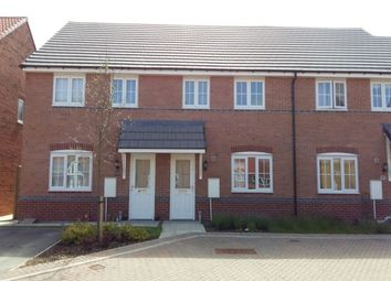 Thumbnail 3 bedroom terraced house for sale in Wagtail Crescent, Whitby