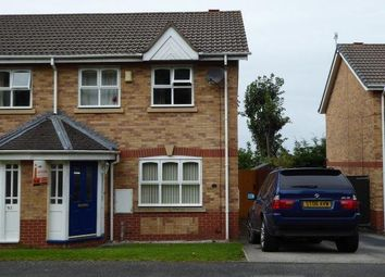 Thumbnail 3 bedroom semi-detached house to rent in Broadheath Avenue, Prenton