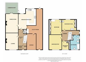 Thumbnail 4 bed detached house for sale in Woodfield Road, Solihull