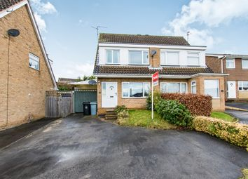Thumbnail 3 bed semi-detached house for sale in Barrowby Gate, Grantham