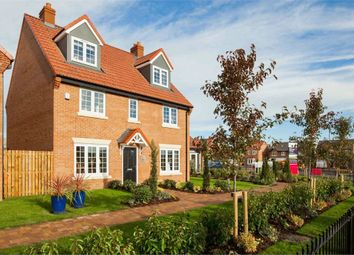 Thumbnail 5 bed detached house for sale in High Mill, Off Field Lane, Scalby, Scarborough
