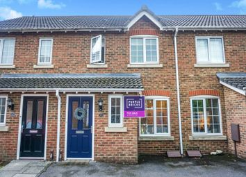 Thumbnail 2 bed terraced house for sale in Emerald Crescent, Sittingbourne