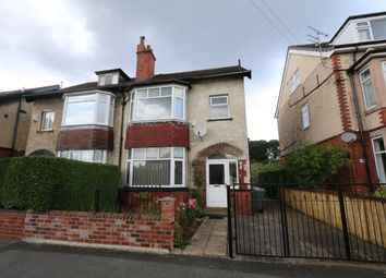 Thumbnail 3 bed semi-detached house for sale in Ash Road, Adel, Leeds