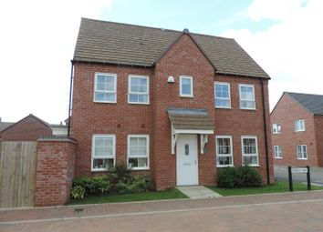 Thumbnail 3 bed semi-detached house to rent in Robins Way, Bodicote, Banbury
