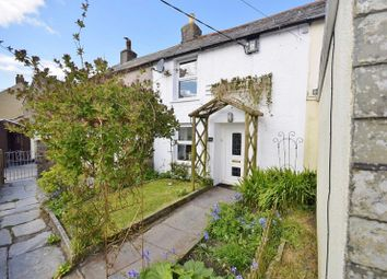 Thumbnail 2 bed terraced house for sale in High Street, Delabole, Cornwall