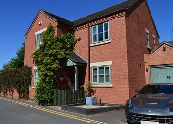 Thumbnail 3 bed detached house to rent in Church Street, Market Drayton