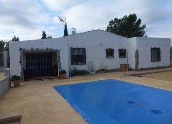 Thumbnail 3 bed country house for sale in Chinorlet, Monóvar, Alicante, Valencia, Spain