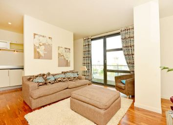 Thumbnail 2 bedroom flat to rent in Discovery Dock Apartments, Canary Wharf