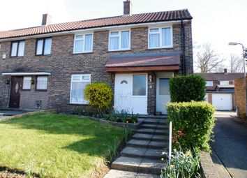 Thumbnail 3 bed end terrace house to rent in Bullbrook Drive, Bracknell, Berkshire