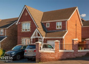 Thumbnail 4 bed detached house for sale in Burnet Drive, Pontllanfraith, Blackwood, Caerphilly
