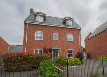 Thumbnail 4 bed detached house to rent in Martin Crescent, Ruddington, Nottingham