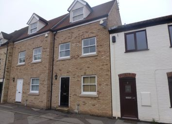 Thumbnail 1 bedroom terraced house to rent in Cow & Hare Passage, St. Ives, Huntingdon