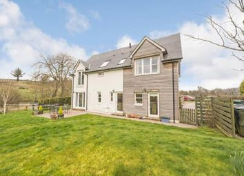 Thumbnail 4 bed detached house for sale in Easter Borland, Thornhill, Stirling, Stirlingshire
