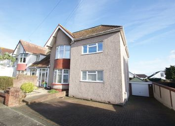 Thumbnail 4 bed semi-detached house for sale in Eugene Road, Paignton