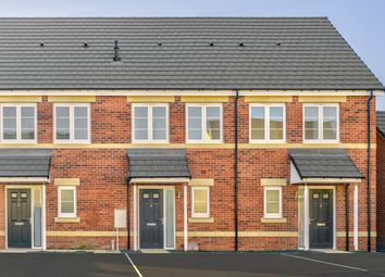 Thumbnail 2 bed terraced house for sale in Springwood Close, Meadowfield, Durham