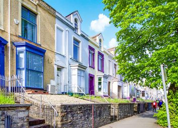 Thumbnail 4 bed terraced house for sale in Mansel Street, Swansea
