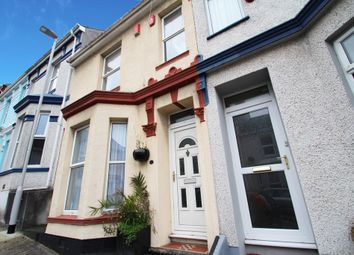 Thumbnail 2 bedroom terraced house for sale in Townshend Avenue, Keyham, Plymouth