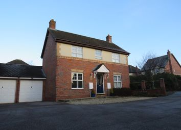 Thumbnail 3 bedroom detached house for sale in Thor Drive, Bedford