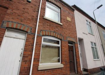 Thumbnail 2 bedroom terraced house to rent in Queens Road, Clarendon Park, Leicester