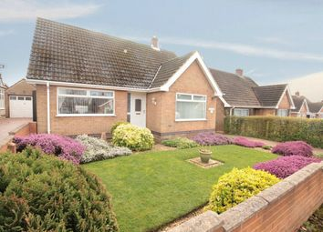 Thumbnail 3 bed detached bungalow for sale in Chappel Gardens, Bilsthorpe, Newark, Nottinghamshire