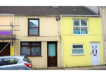 Thumbnail 2 bedroom terraced house for sale in Commercial Street, Swansea