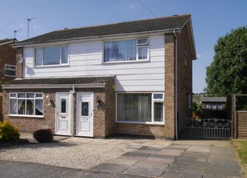 Thumbnail 3 bed semi-detached house to rent in Avon Road, Melton Mowbray