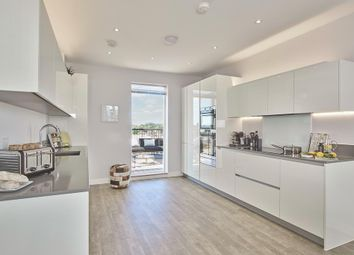 Thumbnail 3 bed flat for sale in Aura Development, Off Long Road, Trumpington, Cambridge