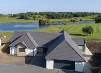 Thumbnail 4 bed detached bungalow for sale in The Morton, Plot 33, Forgan Drive, Drumoig, St. Andrews