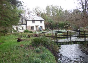 Thumbnail 2 bed cottage for sale in Rose Ash, South Molton