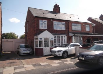 Thumbnail 3 bed semi-detached house for sale in Roseneath Avenue, Leicester