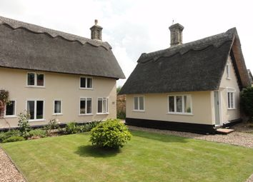 Thumbnail 4 bed cottage to rent in The Street, Horringer, Bury St. Edmunds