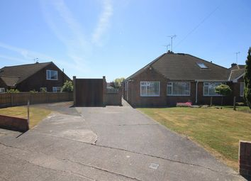 Thumbnail 3 bed semi-detached bungalow for sale in Chilton Crescent, Mansfield Woodhouse, Mansfield