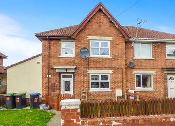 Thumbnail 4 bed semi-detached house for sale in Denecrest, Consett