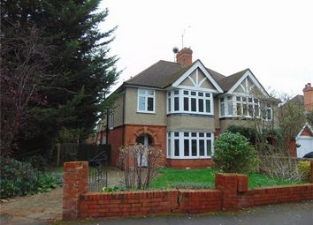 Thumbnail 3 bed semi-detached house to rent in Aldbourne Avenue, Earley, Reading, Berkshire