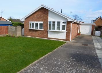 Thumbnail 3 bed detached bungalow for sale in Heol Heddwch, Abergele
